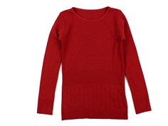 Noa Noa Miniature t-shirt Doria red dahlia